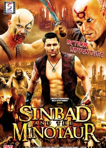 SINBAD AND MINOTAUR
